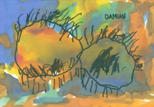 Damian Bruins